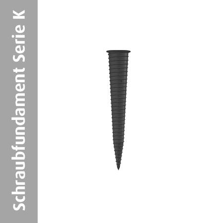 Schraubfundament Serie K
