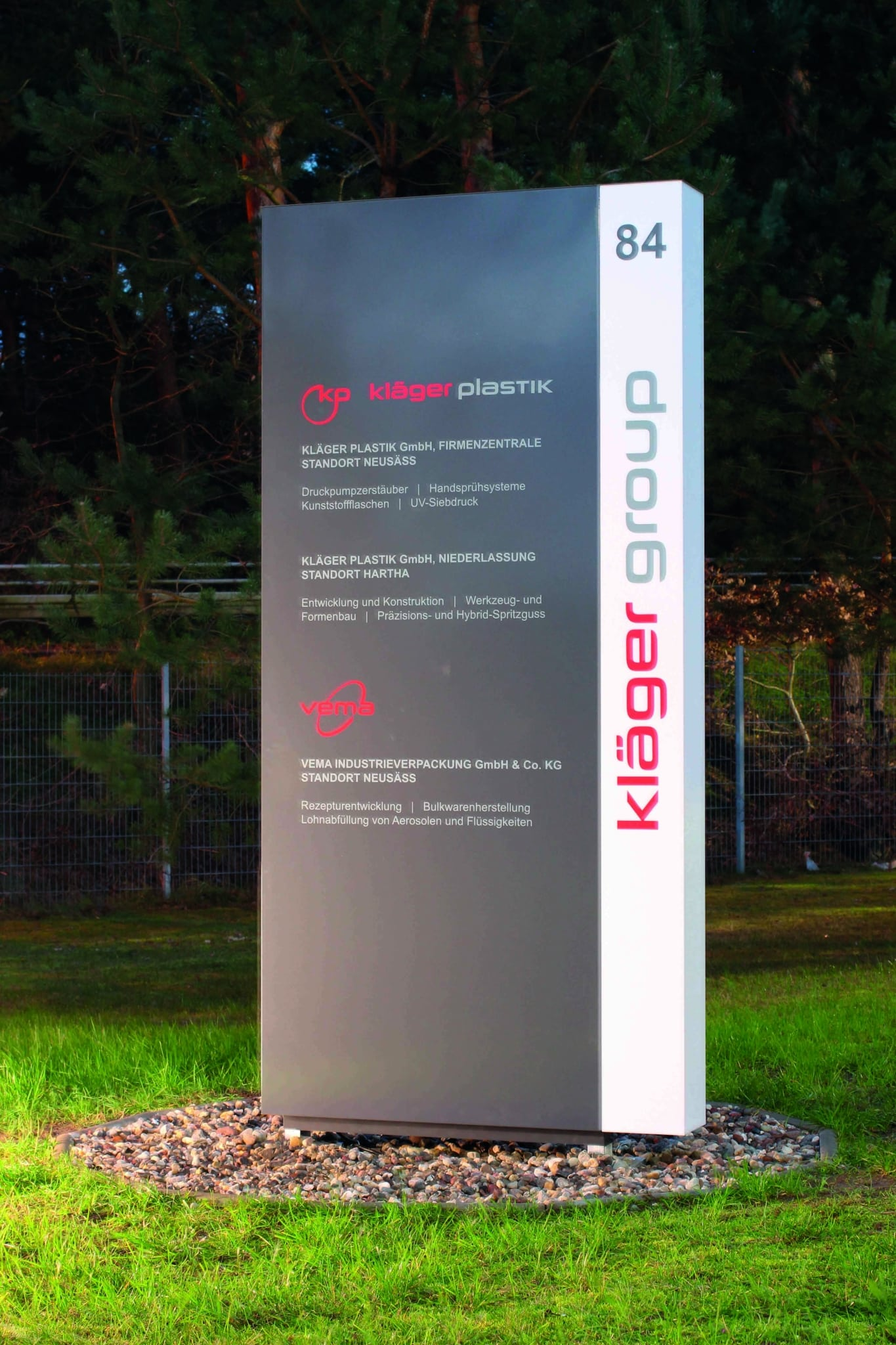 Plano 8000 – Schuster Werbesysteme