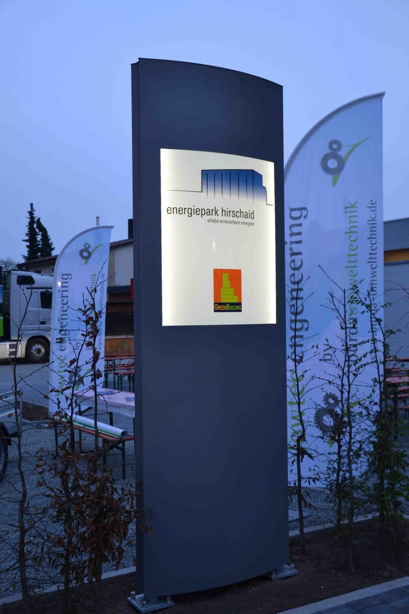 Prestige 2000 Solar – Schuster Werbesysteme