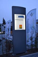 Prestige 2000 Solar -Schuster Werbesysteme
